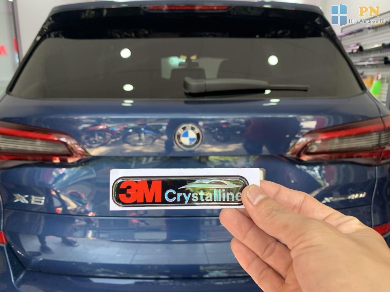 Biểu tượng phim cách nhiệt 3M Crystalline