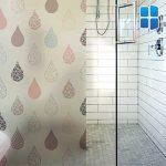 cách sử dụng decal dán kính phòng tắm