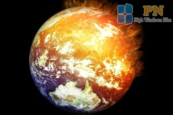 Trái đất ngày càng nóng