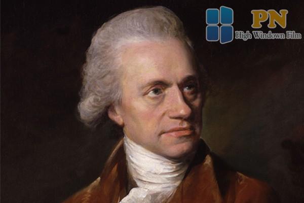 Chân dung William Herschel - Người tìm ra tia hồng ngoại