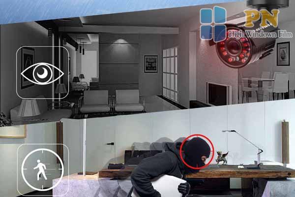Được ứng dụng trong các thiết bị nhìn đêm - Camera hồng ngoại
