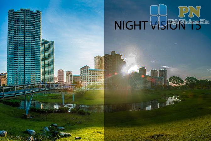 Dán phim cách nhiệt 3M Night Vision