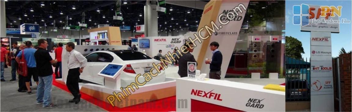Nexgard tham gia hội chợ triển lãm quảng bá thương hiệu tại Hàn Quốc