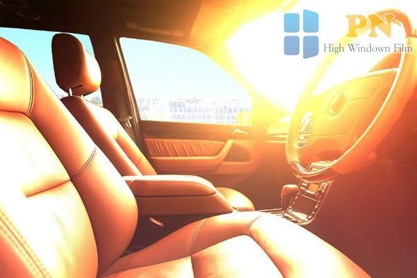 Khộng dán film cách nhiệt ô tô có thể khiến nội thất nhanh xuống cấp